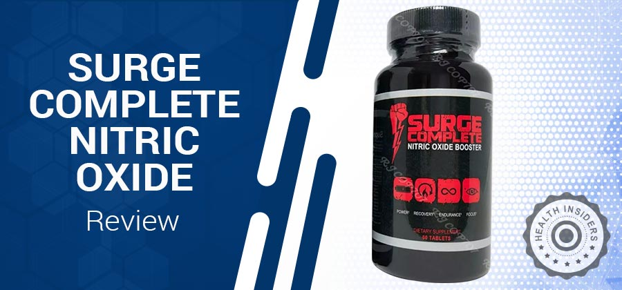 Surge Complete Nitric Oxide