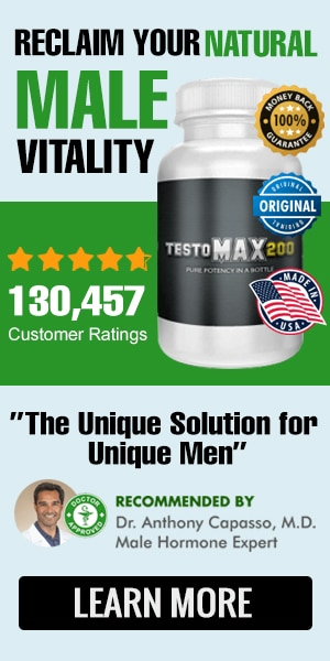 Testomax200 for Men