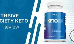 Thrive Society Keto Review – Is This Product Safe & Legit?