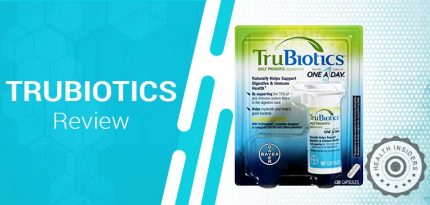 Trubiotics Review – Get The Facts About Trubiotics One-A-Day Probiotic Supplement