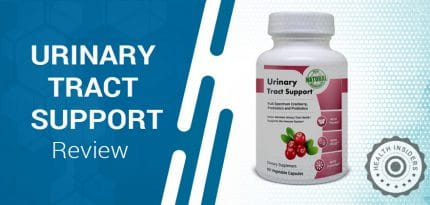 Urinary Tract Support Review – How Safe & Effective Is This Supplement?