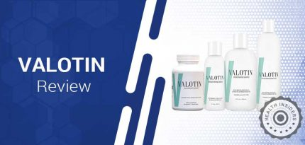Valotin Hair Growth Support Review – Is Valotin By Vita Balance Safe & Effective?