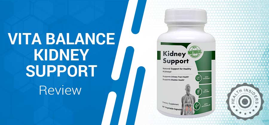 Vita Balance Kidney Support