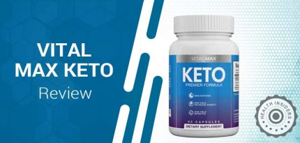 Vital Max Keto Review – Is It Safe To Use & Worth Buying?