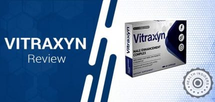 Vitraxyn Review – Is It Safe and Legit Male Enhancement Product?