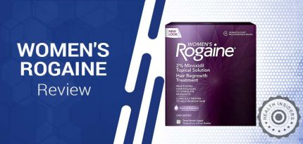 Women's Rogaine Review – Does It Regrow Your Hair?