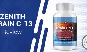 Zenith Brain C-13 Review – Is It Safe & Worth Buying?
