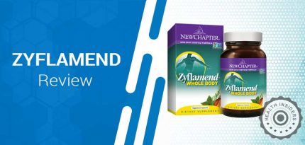 New Chapter Zyflamend Whole Body Review – Does  It Relieve Joint Pain & Is It Safe To Use?