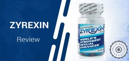 Zyrexin Review – Is It Safe and Legit Male Enhancement Product?