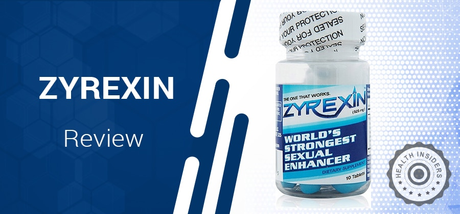 Zyrexin Review: Is This Sexual Enhancer Worth It?